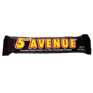 Hershey's 5th Avenue Snak Di Cioccolato