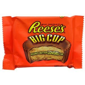 Reese's Big Peanut Butter Cups – Snack Al Cioccolato