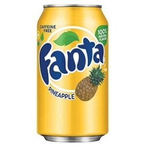 Fanta Pineapple Bibita All'ananas