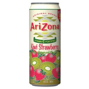 Arizona Succo Gusto Kiwi E Fragola Lattina