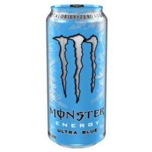 Monster Energy Ultra Blue Bibita Energetica