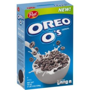 Post Cereali Oreo O's TMC 12/2020