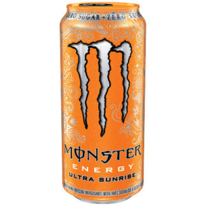 Monster Energy Ultra Sunrise Bibita Energetica
