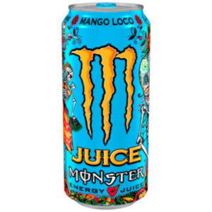 Monster Energy Juice Mango Loco Bibita Energetica