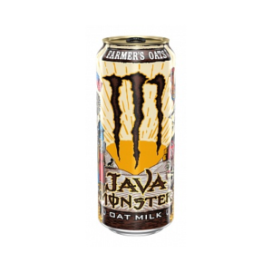 Monster Energy Java Farmer's Oats