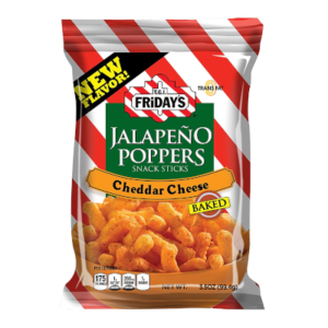 TGI Friday's Jalapeno Popper Cheddar Cheese