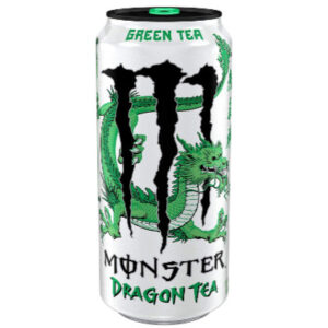 Monster Dragon Tea Green