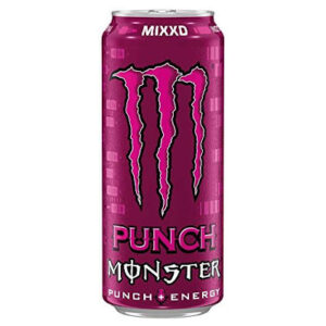 Monster Energy Punch Mixxd
