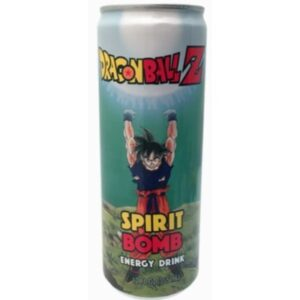 Dbz Spirit Bomb Energy Drink
