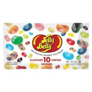 Jelly Belly Beans 10 Gusti Mix Sacchetto
