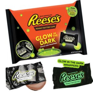 Reese's Big Cup Glow In The Dark Mini X3