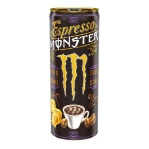 Monster Espresso Salted Caramel