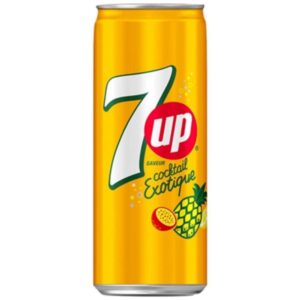 7up Cocktail Exotic