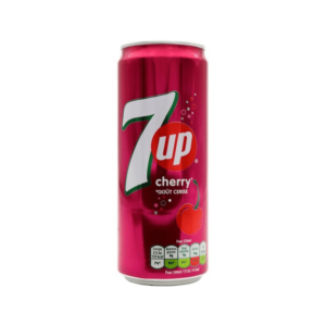 7up Cherry Soda 330ml