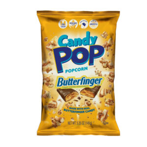Candy Popcorn Butterfinger 149g